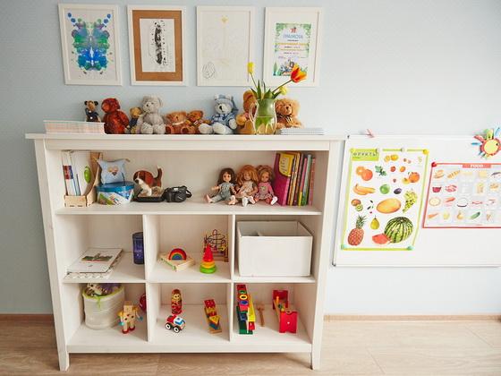 Как навести порядок в детской комнате: фото, идеи, как навести порядок в детских вещах