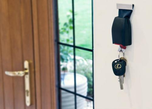 ключи,ремень безопастности