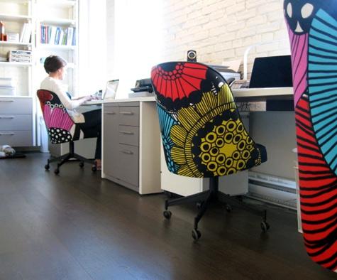 офис,кресло,до и после