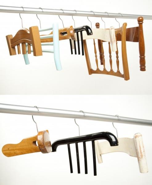 вешалки,стулья,спинка стула,сделай сам