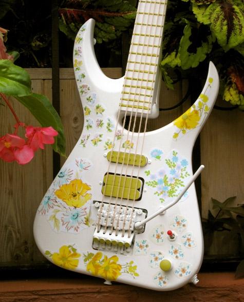 гитара,электруха,до и после,поделка,идея,сделай сам
