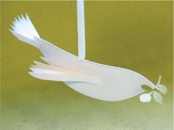 птицы, гирлянды,поделка к новому году,птицы бумаги,поделки,скачать,фото поделки