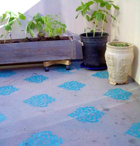 фундамент,цемент,пол,узоры,подъезд,метла,растения