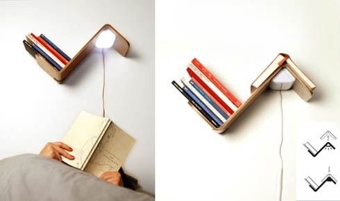 лампа,ночник,книги,полка