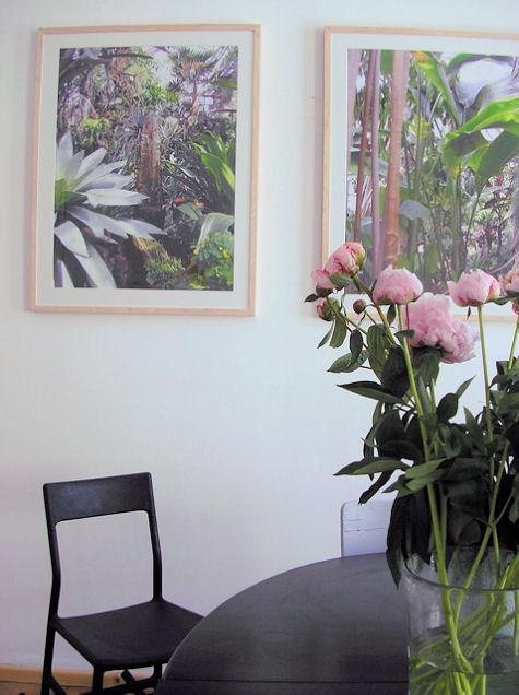 квартира,картина,фото,дизайн ,интерьер,цветы,ваза,стол,стул,картина