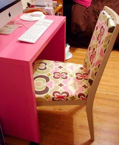 до и после,стул,кресло,сделай сам,винтаж,стол,компьютер,mac,клавиатура