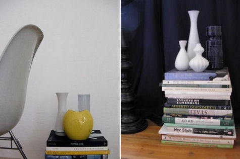 лампа,книга,ваза,пол
