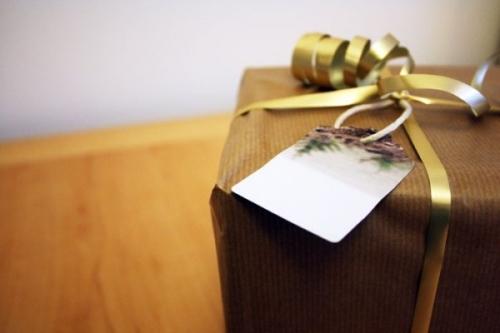 Волшебны подарок к новому году