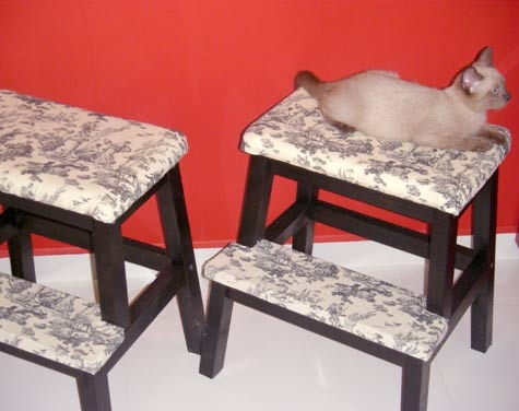 до и после,стул,кресло,сделай сам,кошка,табуретка,ручка,ступенька