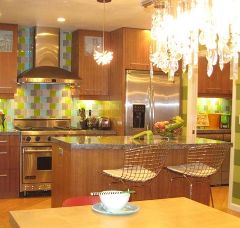 кухня,до и после,ремонт,желтая кухня,карамель