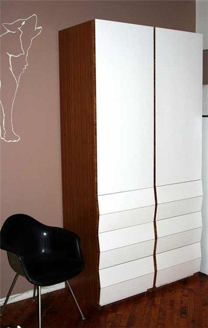 шкаф,шкаф гармошкой,спальня,мебель