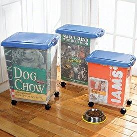 контейнер,собачья еда,хранить корм,миска,питомцы