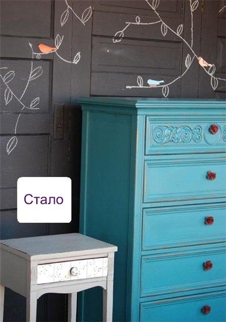комод,до и после,ремонт,обшить,ремонт мебели