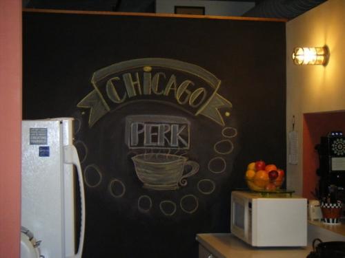 школьная доска,дизайн,мел,черная стенка,кухня,как сделать школьную доску