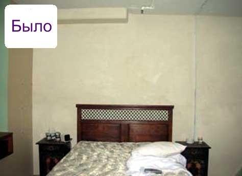 спальня,фото спальни,до и после,ремонт