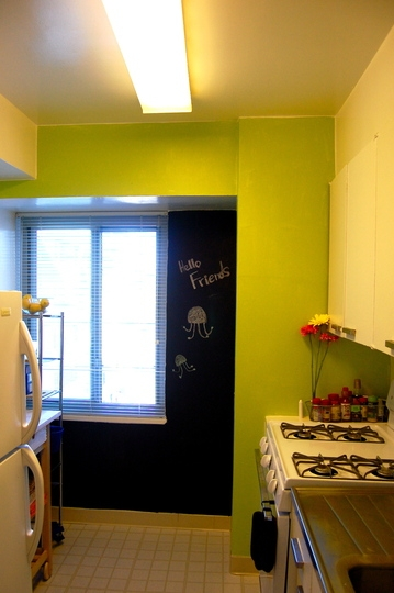 квартира,дизайн,фото,мел,доска,кухня