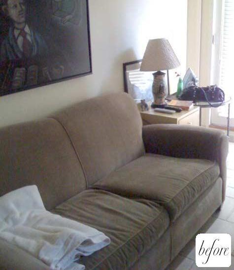до и после,квартира,ремонт,фото ,кровать,диван,комната