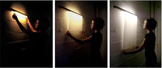лампа,ночник,светильник,на стене