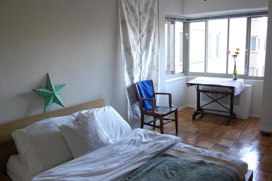 квартира,дизайн,фото,мел,доска,спальня