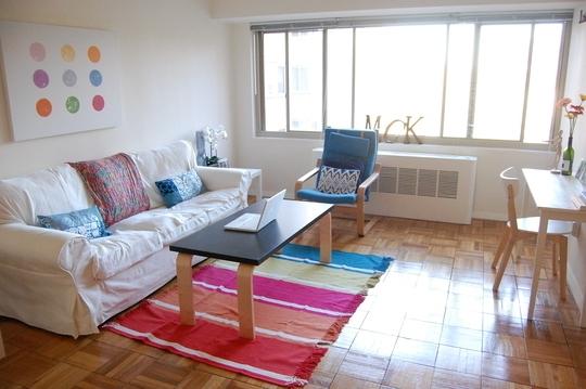 квартира,фото,дизайн, картины,стена,ноут,коврик,диван,окно