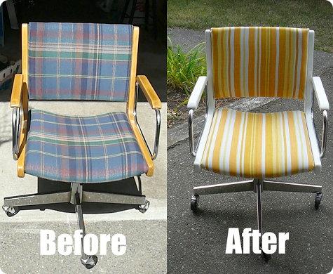 стул,кресло,до и после