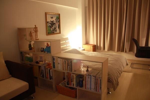 квартира,фото,дизайн,комфортная однушка,китай