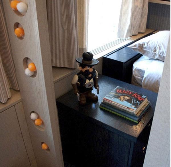 комната,детская,дизайн,детская мебель,спортивная горка,груша для бокса,пол,кольцо,баскетбол
