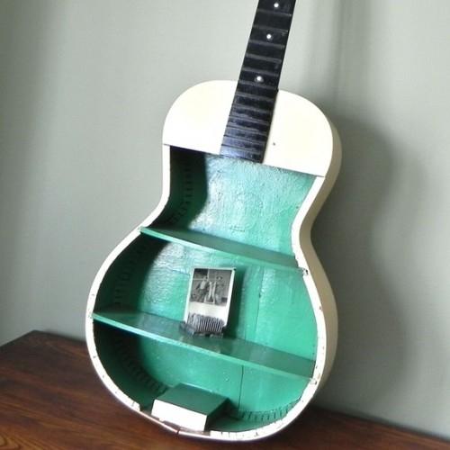 гитара,поделки,полки