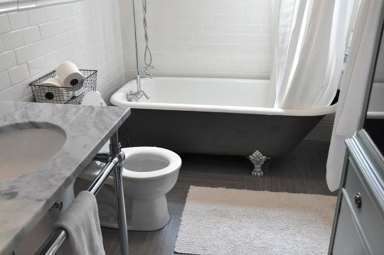 ванная,до и после
