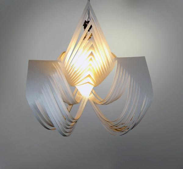 лампа,поделки,сделай сам,бумага,