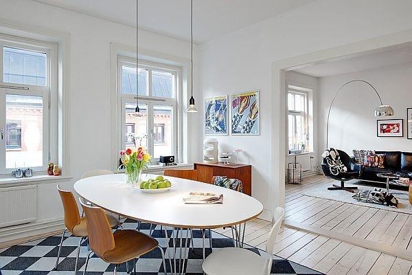 кухня,фото,квартира,трешка,скандинавский дизайн