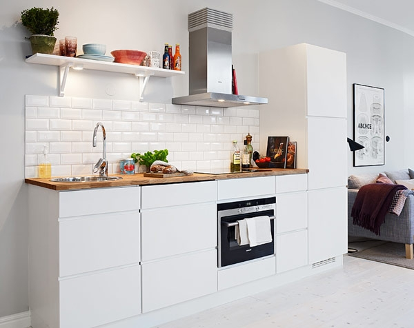 Квартира,снять, Швеция,студент,одушка,естественный свет,кухня ,
