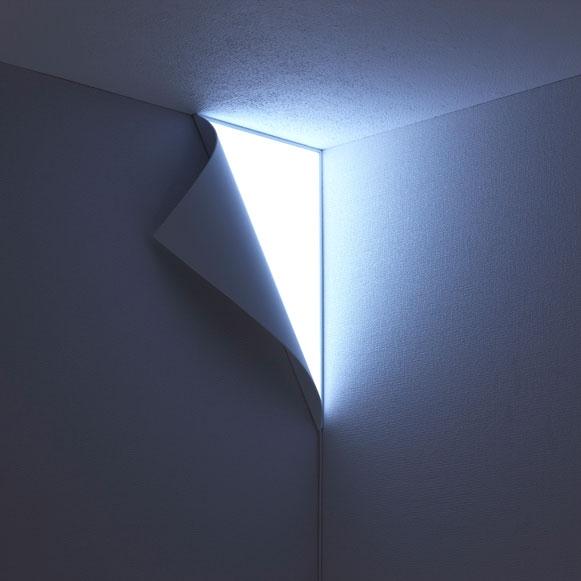 лампа,ночник,японский дизайнер