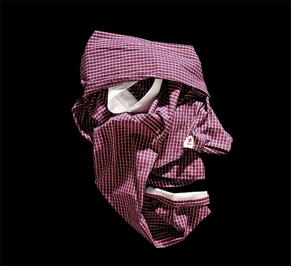 оригами,оригами из одежды,как сделать