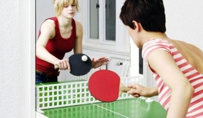 пинг понг,стол,дверь,пинг понг для дома