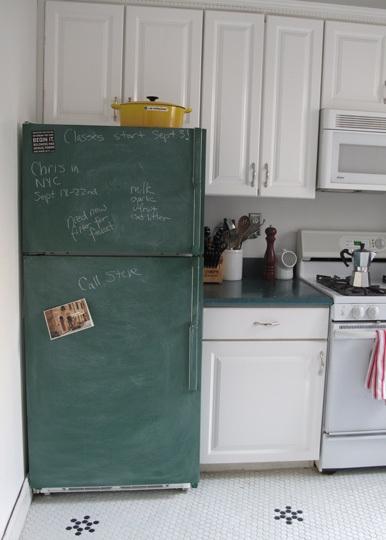 холодильник,школьная доска,сделай сам
