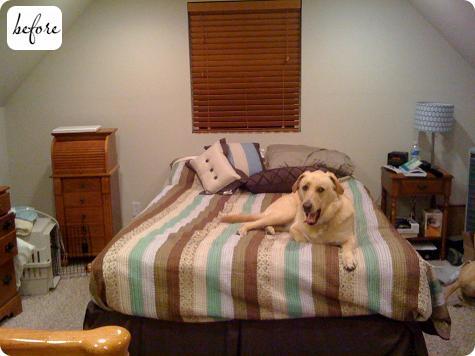 кровать,обивка,до и после,сделай сам,новая кровать,собака