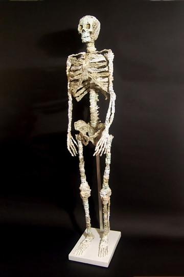 кассеты,пленка,череп,сделай сам,поделка,скелет