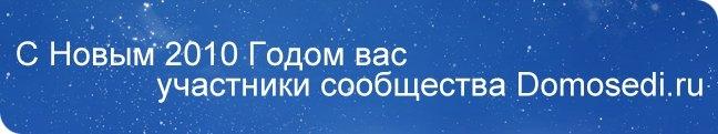 Новый год,домоседы.ру