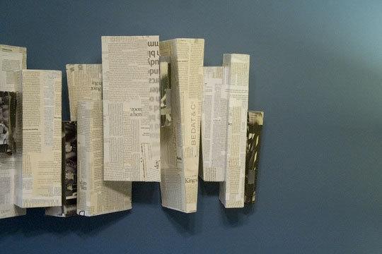 бумага,газета,идея,поделки