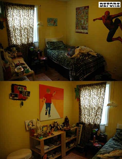 детская,ремонт,фото,до и после