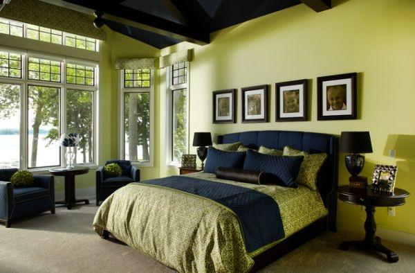 зеленый,синий,дизайн,цвет,диван,кухня,спальня,зал