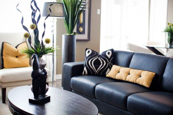диван,ваза,напольная,пример,фото,гостиная