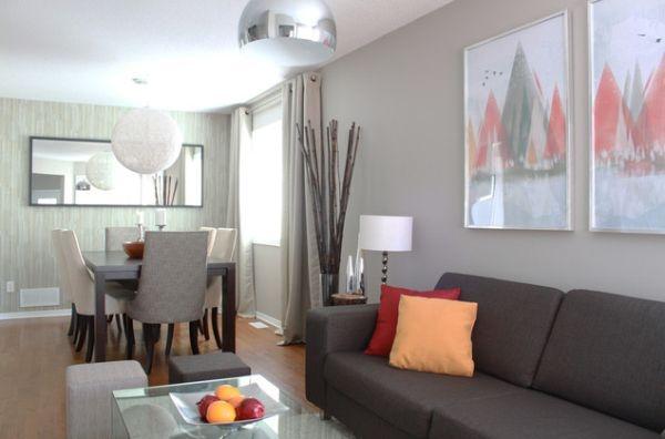 гостиная,ваза,напольная,диван,стол,зал,пример,фото,интерьер
