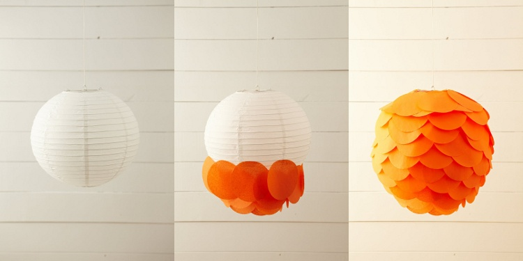 люстра,своими руками,фонарик,фонарь,бумажный фонарь,сделай сам