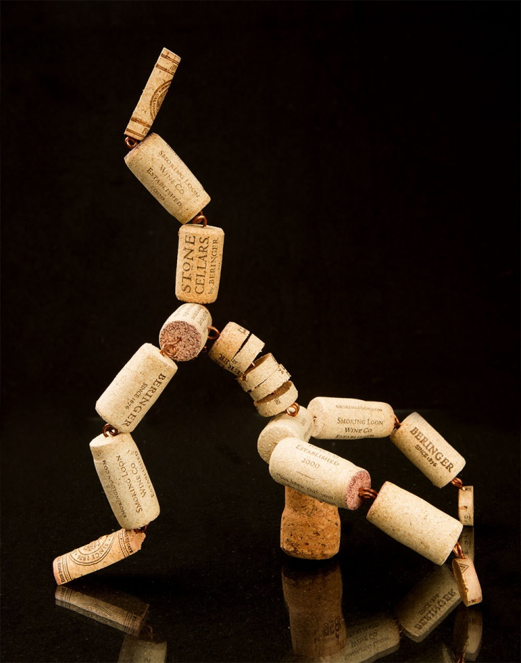 Изделия из пробок от вина своими руками