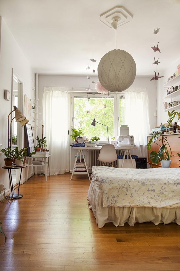 квартира,дизайнера,поделки из бумаги,маленькая квартира,фото,светлая,пример