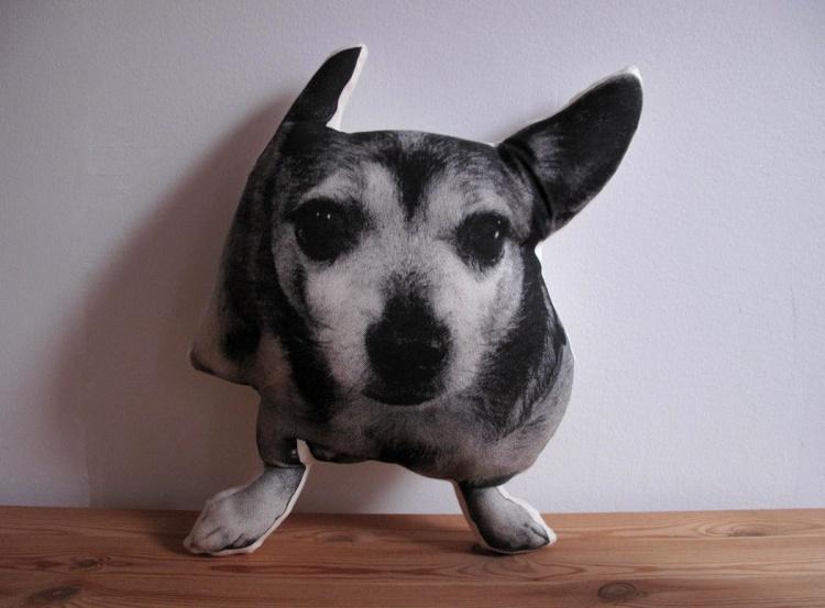собака подушка,на заказ