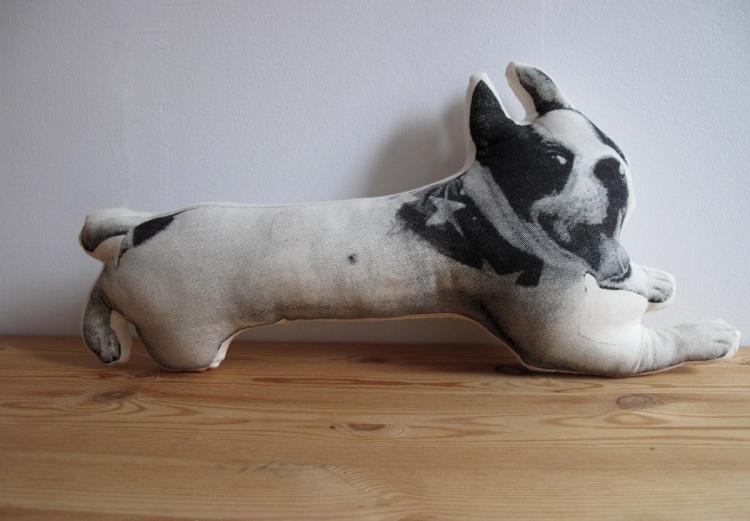 пес подушка, на заказ