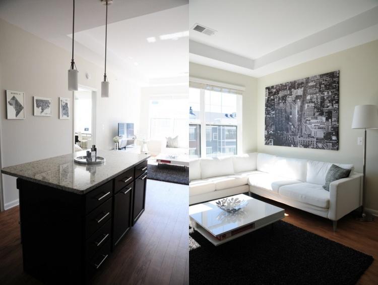 черный цвет,белый,квартира